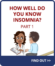 How well do you know insomnia? Part 1.